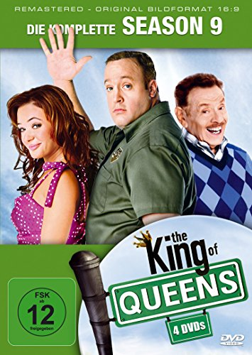 The King of Queens - Season 9 - Remastered [3 DVDs]