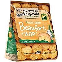 Michel et Augustin Sablés Apéritifs au Beaufort et Pointe de Poivre 100g