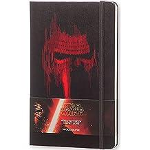 Moleskine Star Wars VII Limited Edition Lead Villain Large Ruled Notebook