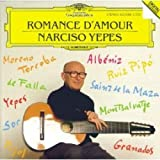 Narciso Yepes: Romance D'Amour [CD]