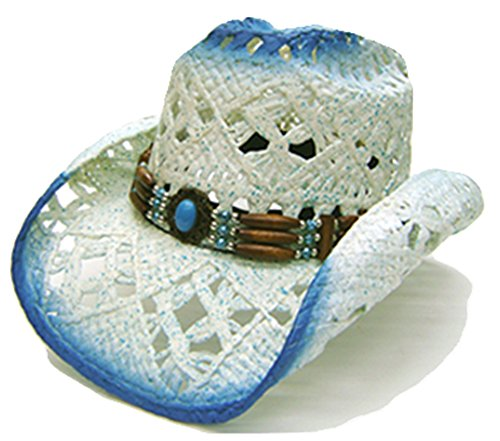modestone-womens-straw-cappello-cowboy-white-blue