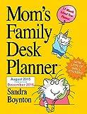 Mom's Family Desk Planner 2016 by Sandra Boynton(2015-06-25)