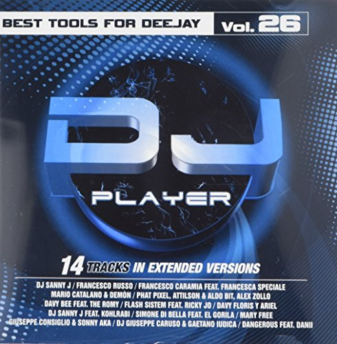 DJ Player Vol.26 (Planet Audio-cd-player)