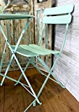 Table and Chairs Garden Furniture Iron