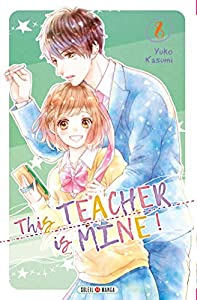 This Teacher is Mine! Edition simple Tome 8