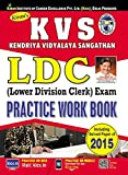 K.V.S LDC (Lower Division Clerk) Exam Practice Work Book - 2092