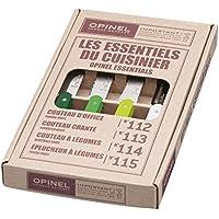 Opinel Set coltelli cucina lunghezza totale, Unisex, Opinel Küchenmesser-Set Gesamtlänge:cm,