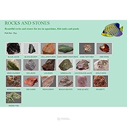 UPL Rocks&Stones LAVA ROCK 10 KG 2