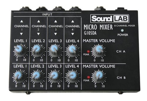 soundlab-4-channel-stereo-microphone-mixer