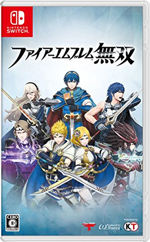 Fire Emblem Musou / Fire Emblem Warriors [Switch][Importación Japonesa] 51TJnonX2DL