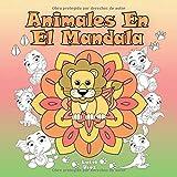 Best Disney Libros Para Niños 8-10s - Animales En El Mandala: Un libro para colorear Review