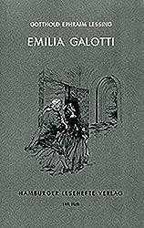 Emilia Galotti: Ein Trauerspiel in fünf Aufzügen (Hamburger Lesehefte)