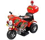 Kindermotorrad Elektromotorrad Kinder Elektro Polizei Motorrad Kinderfahrzeug NEU