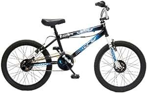 Flite Punisher Kids' Freestyle Bike Black/Multicolour, 20