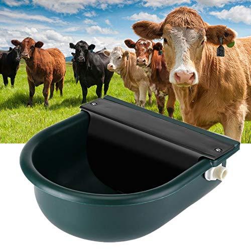 Alaof Schwimmer-TräNkebecken Wasser Trog Vieh Trinken SchüSsel Zum Pferd Das Vieh Ziege Schaf Schwein Hund