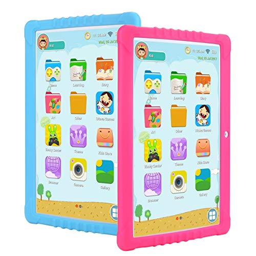 3G Tablet BambiniSANNUO 10 Pollici Kids Tablet con WiFi