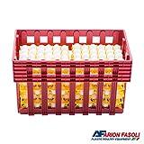 Caja Transporte Huevos ovobox 12bandejas