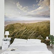 suchergebnis auf amazon.de für: fototapete gräser - Fototapete Wohnzimmer Grun