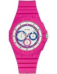 Guess Analog White Dial Women's Watch - W0942L3