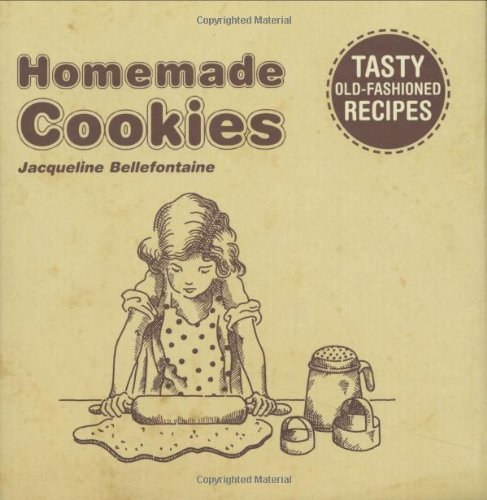 Home-Made Cookies by Bellefontaine, Jacqui (2004) Hardcover