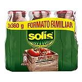 Solís Tomate frito - Paquete de 3 x 360 gr - Total: 1080 gr