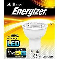 LED SPOT Lampadina / 370lm Chiaro 5W=50W / Bianco Freddo