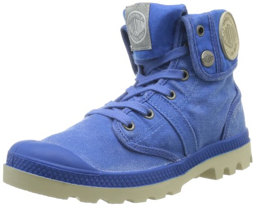 Palladium Baggy Cvs F, Damen Stiefeletten Blau (042 Pirate)