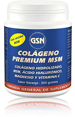 GSN - COLAGENO PREMIUM MSM 320g NARA G.S.N