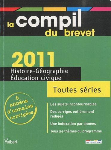 Histoire-géographie-éducation civique Toutes séries