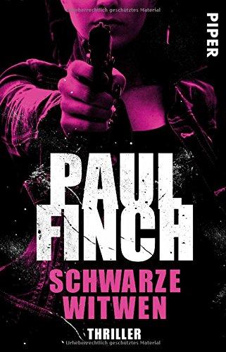 Paul Finch: Schwarze Witwen