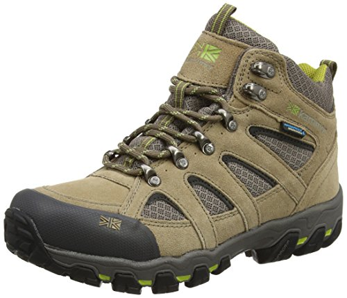 Harris Mid Ladies Weathertite, Botas de Senderismo para Mujer, Marrón (Brown), 38 EU Karrimor