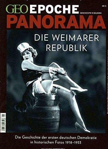 GEO Epoche PANORAMA / GEO Epoche PANORAMA 05/2015 - Weimarer Republik