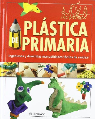 Plástica De Primaria (Grandes libros de referencia) - 9788434233539