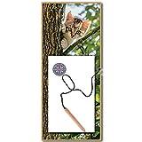 Padblocks Bloc-note magnétique bloc-notes–Chaton dans un arbre