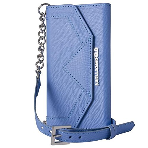 karl-lagerfeld-klcltp6salb-funda-para-apple-iphone-6-color-azul