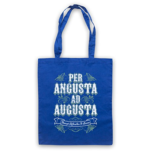 My Icon Art & Clothing , Borsa da spiaggia  Donna Blu
