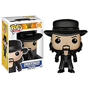 POP WWE The Undertaker Vinyl Figure