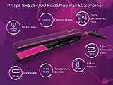 Philips BHS384 Selfie Straightener (Purple)