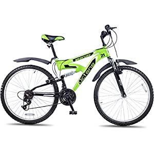 Hero Octane 26T Mercury 21 Speed Junior Cycle  17.5-inches (Green)
