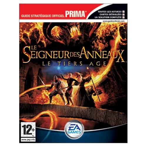 Le Seigneur des Anneaux : Le Tiers Age, guide du jeu - PS2, Xbox, GameCube