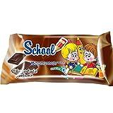 27x Travelpack School CHOCO Feuchttücher 15 Stück mit Vitamin E und Glycerin