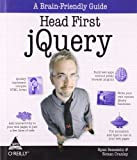 Want to add more interactivity and polish to your websites? Discover how jQuery can help you build complex scripting functionality in just a few lines of code. With Head First jQuery, you will quickly get up to speed on this amazing JavaScript librar...