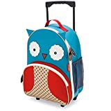 Skip Hop 212301 Children's Travel Trolley Zoo Luggage Dog