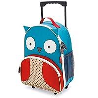 Skip Hop 212301 Children's Travel Trolley Zoo Luggage Dog