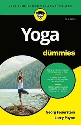 Yoga voor Dummies (Dutch Edition) eBook: Georg Feuerstein ...