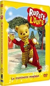 Rupert l'ours, vol. 1 - la trottinette magique