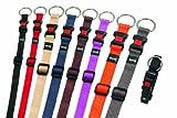 Karlie Art Sportiv Plus Halsband, 40 mm 55-75 cm, schwarz, Verstellbar