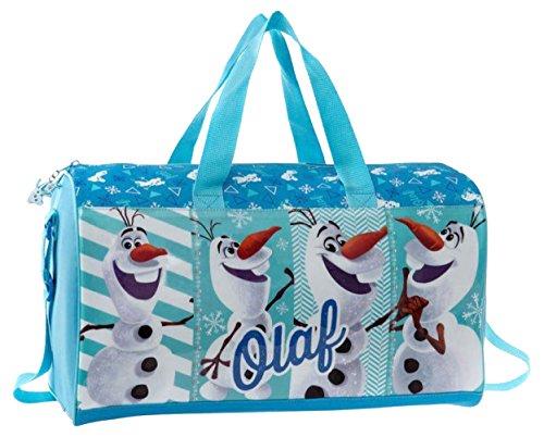 Frozen Olaf Bolsa de Viaje, 21.17 Litros, Multicolor