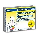 Omeprazol Heumann 20mg bei Sodbrennen 14 stk