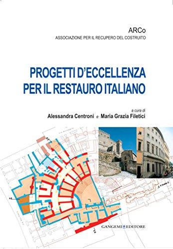 Progetti d'eccellenza per il restauro italiano: Quaderni ARCo